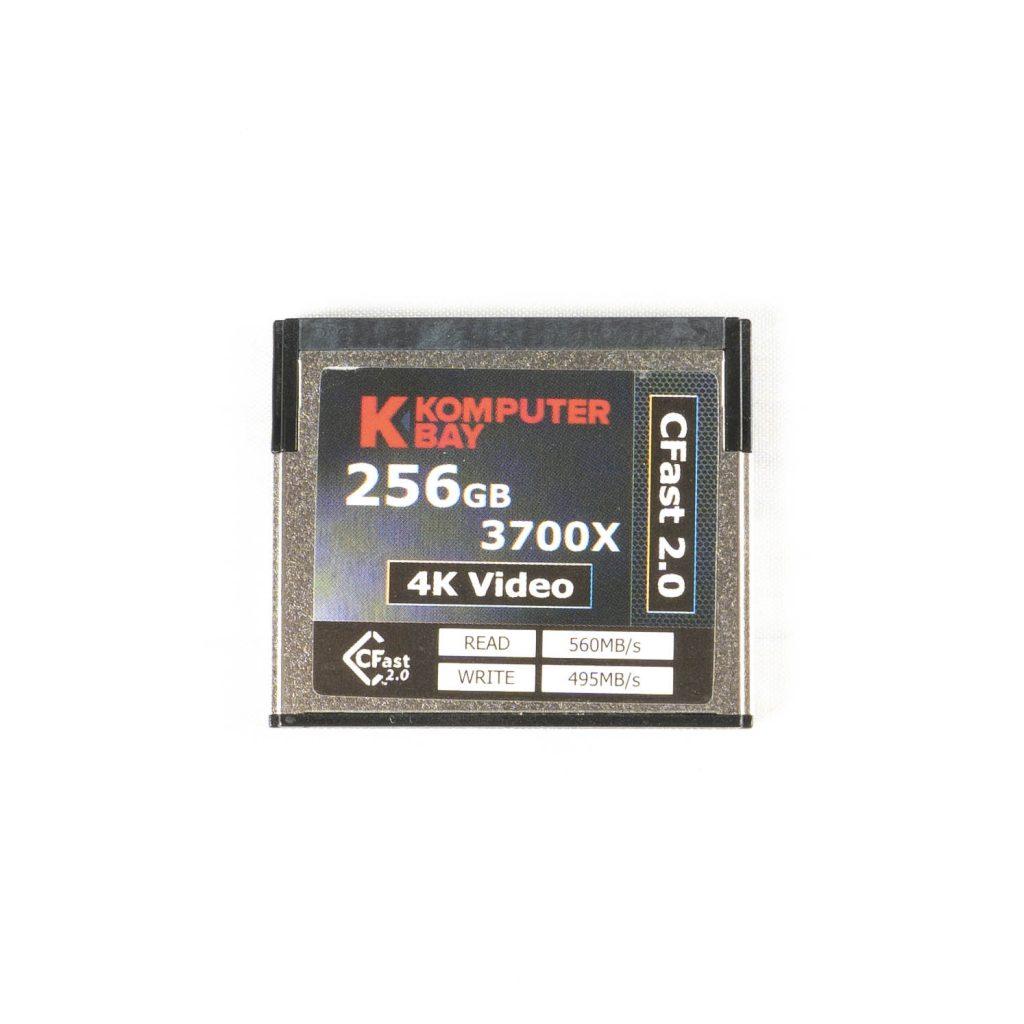 CFast 256 GB